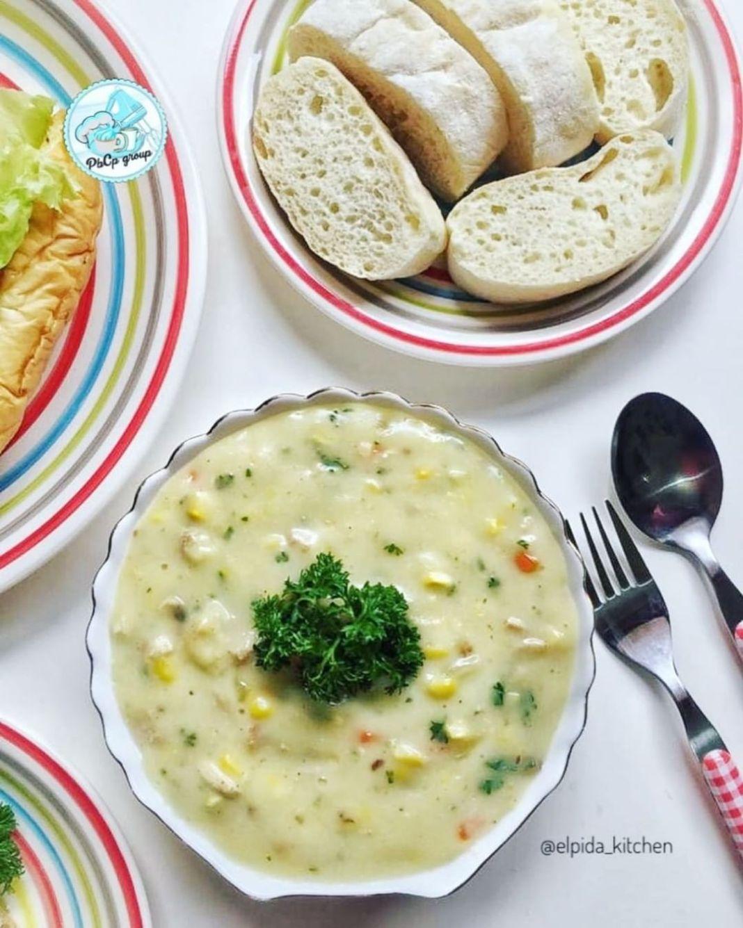 Info kuliner, Salah satu ide menu olahan susu untuk sarapan praktis serta super yummy, serta ini enak banget dico…
