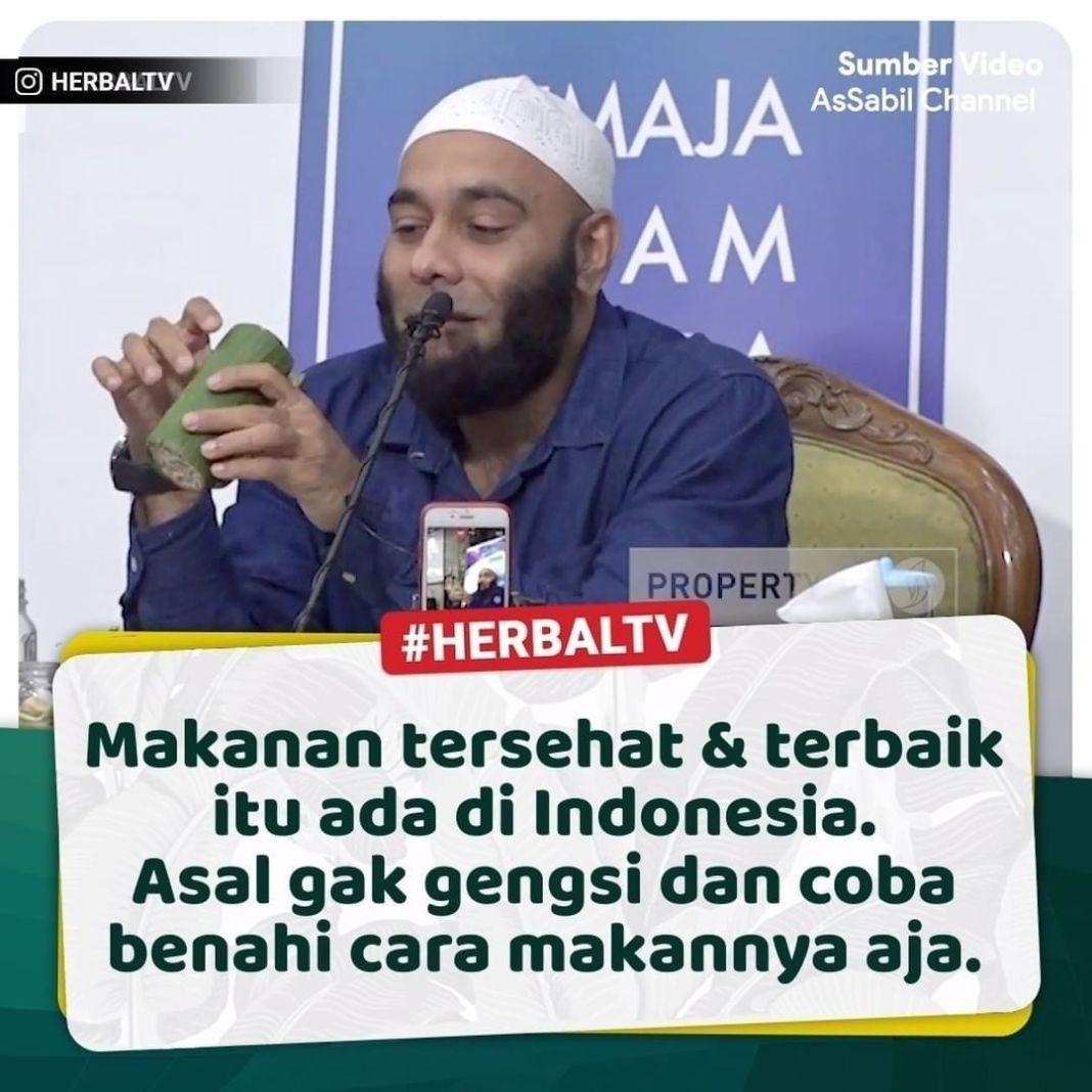 Info sehat, Sebenarnya di Indonesia itu sangat banyak sekali makanan yang dapat dimanfaatkan untuk kesehatan…