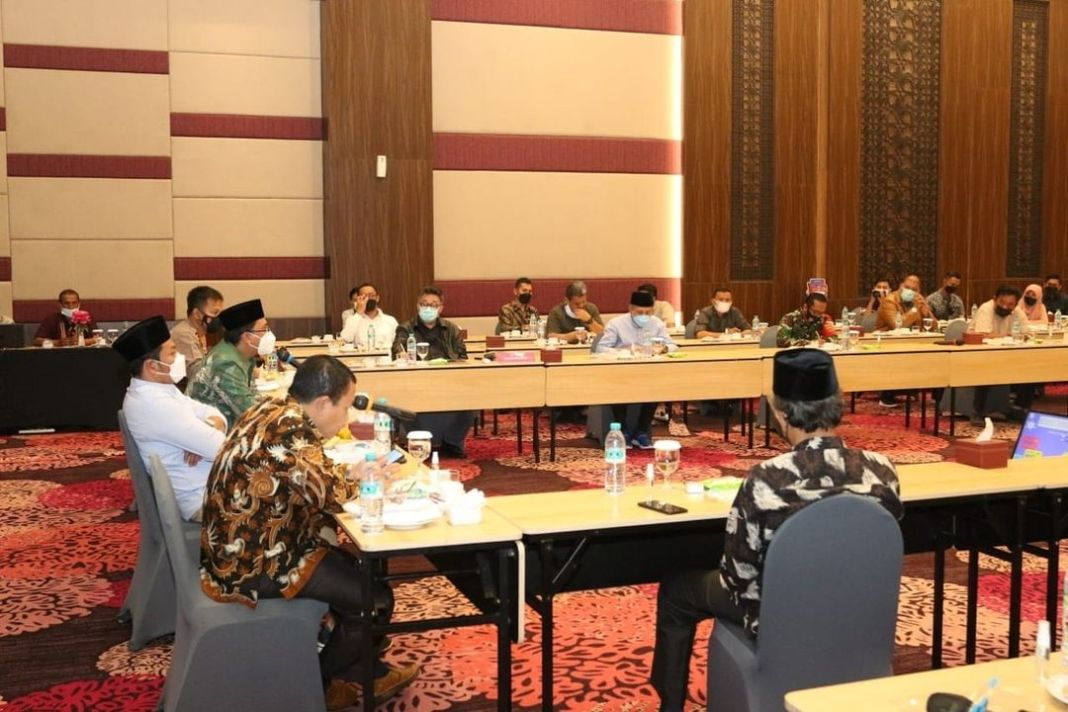 Gus Muhdlor Perintahkan Tambah BOR di RS Rujukan Penderita Covid-19  KOKINFO,Sidoarjo- Bed Occupan…