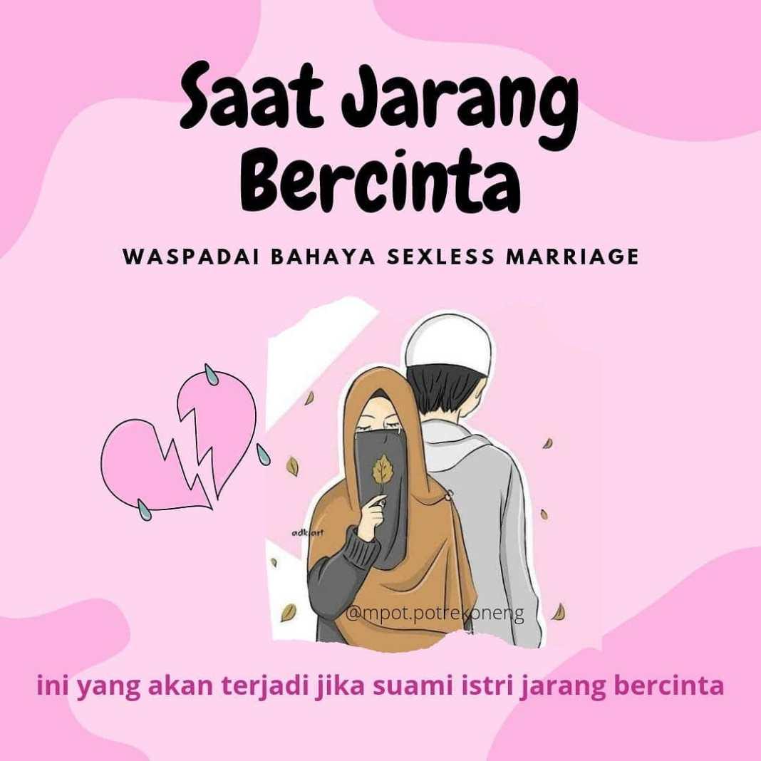 Info sehat, WAJIB BACA BAGI YANG SUDAH BERUMAH TANGGA . Sexless marriage atau pernikahan tanpa seks seringk…