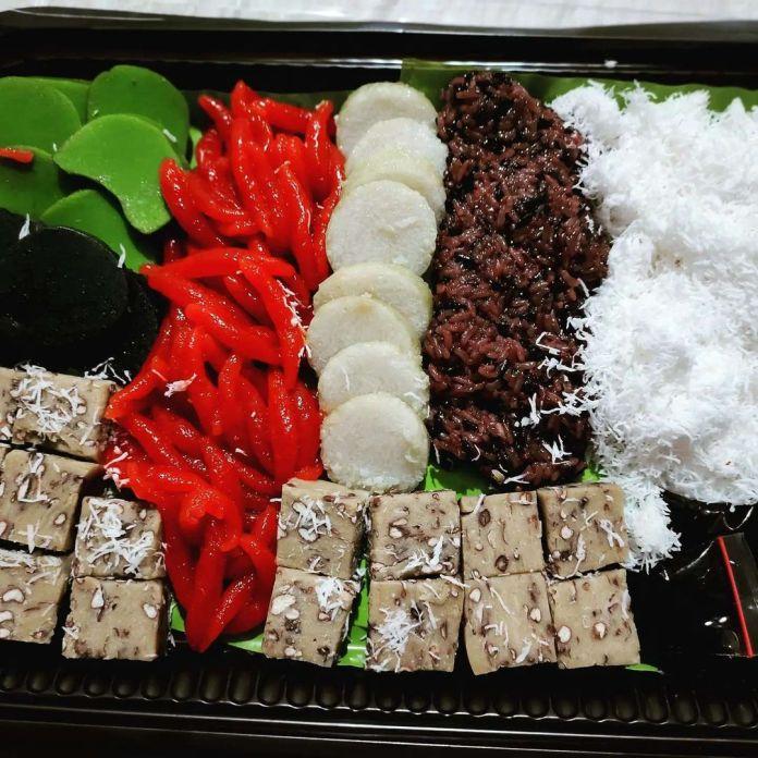 1629736491 110 Paket Komplit Nasi tumpeng Rujak tampah Tampah cemilan gorengan