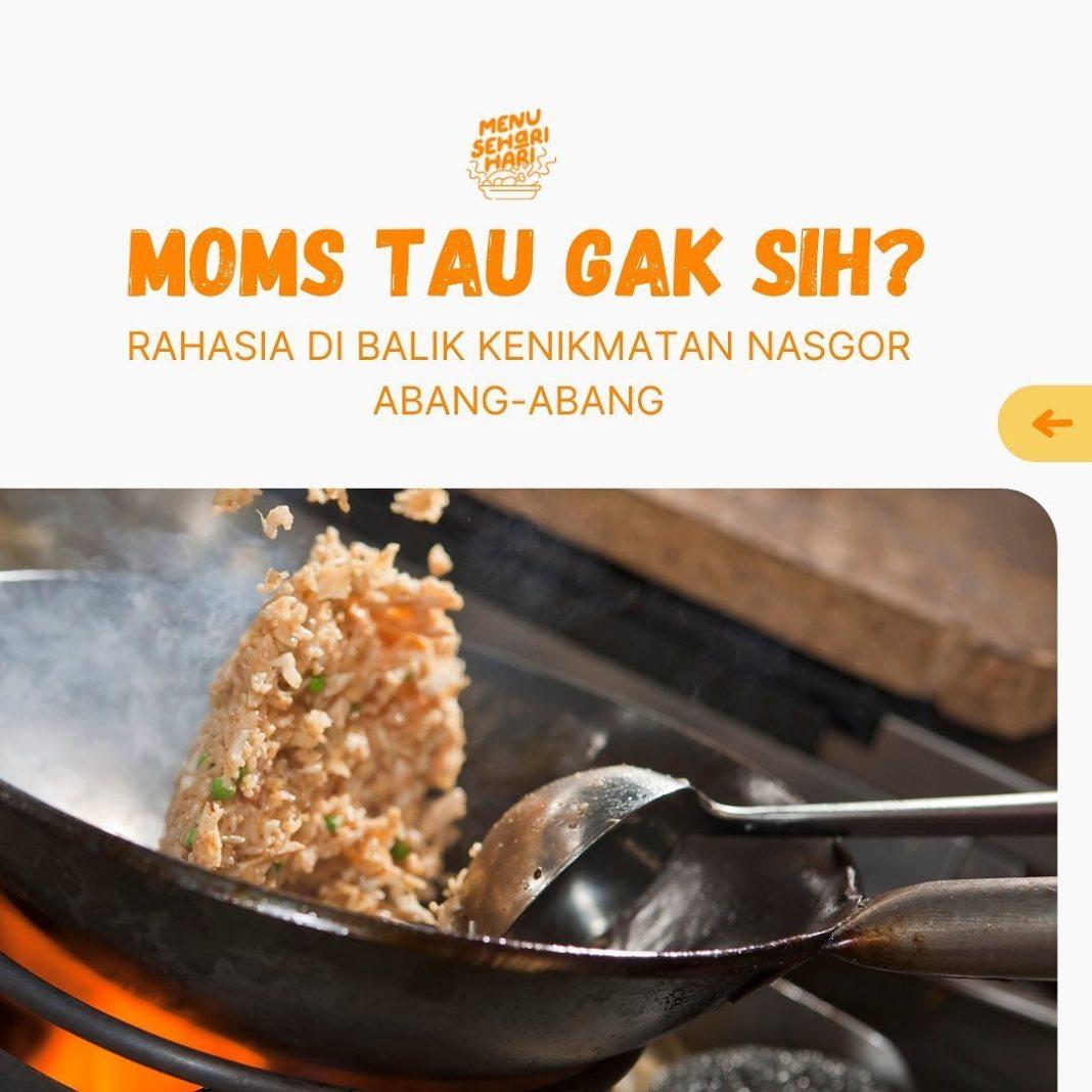 Info kuliner, Suka bingung kenapa ya nasgor pinggir jalan tuh beda serta punya ciri khas sendiri yang bikin nag…