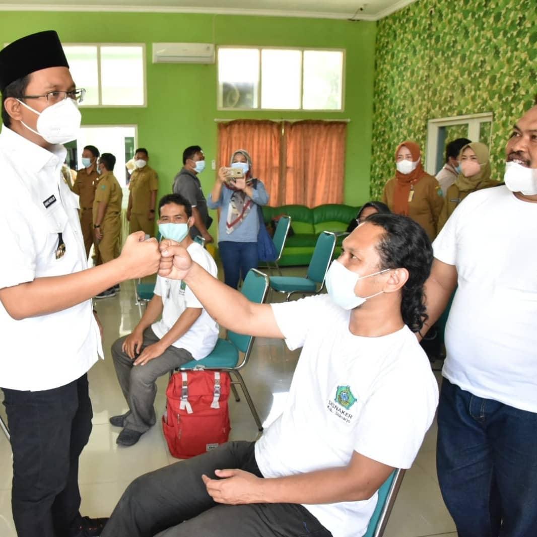 Salah satu dari 17 program yang saat ini dikebut Bupati Sidoarjo ialah membuka 100 ribu lapang…