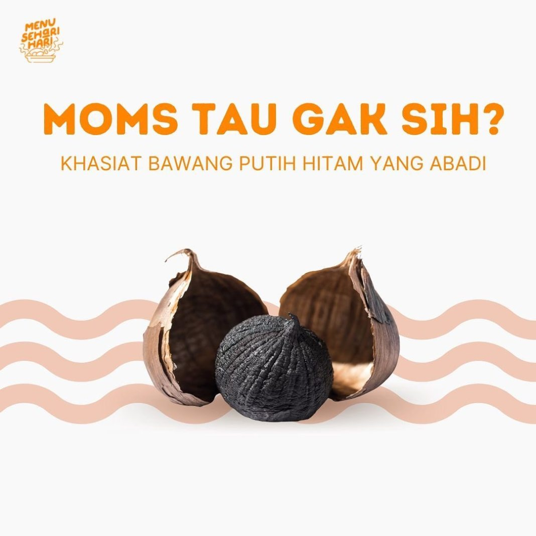 Info kuliner, Siapa nih mommies disini yang biasa konsumsi bawang putih hitam?   #mommiespastitau #laperstory…