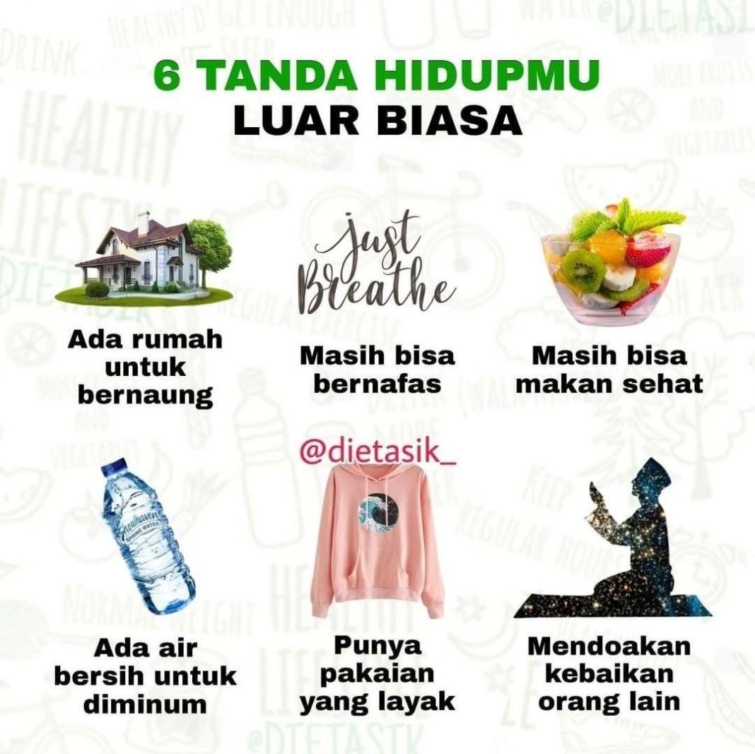 Info sehat, Alhamdulillah… HIDUPMU LUAR BIASA  Tag orang2 yang kamu sayangi  ,  untuk…