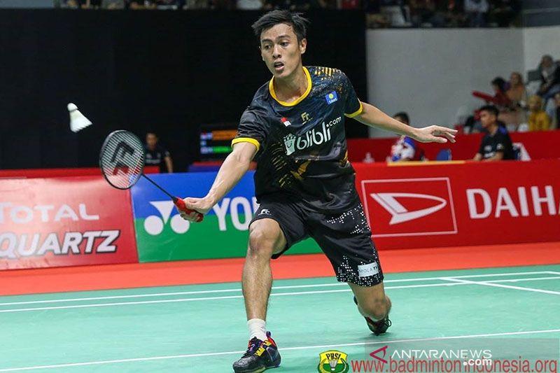 Shesar Hiren Menang, Indonesia Unggul 3-2 atas Taiwan