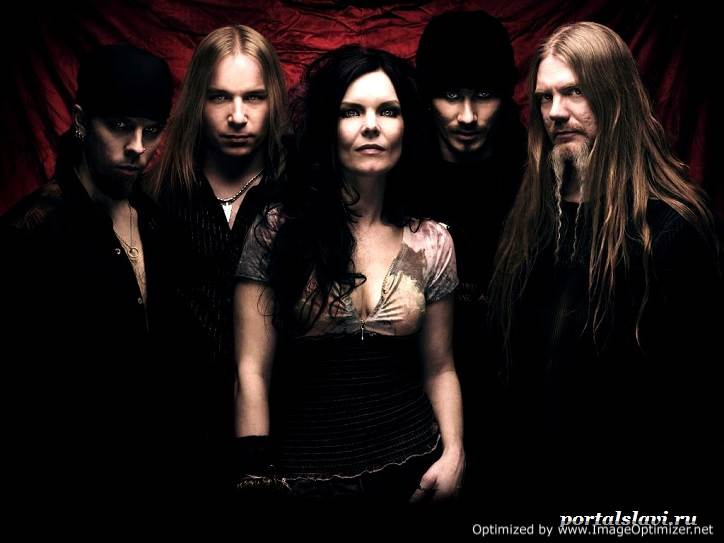Группа-Nightwish-Творчество-и-биография-Найтвиш-2