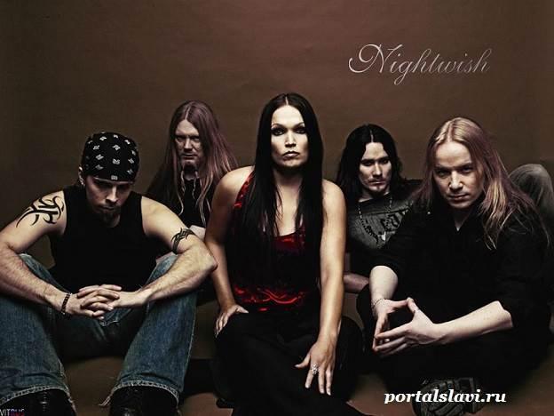 Группа-Nightwish-Творчество-и-биография-Найтвиш-5