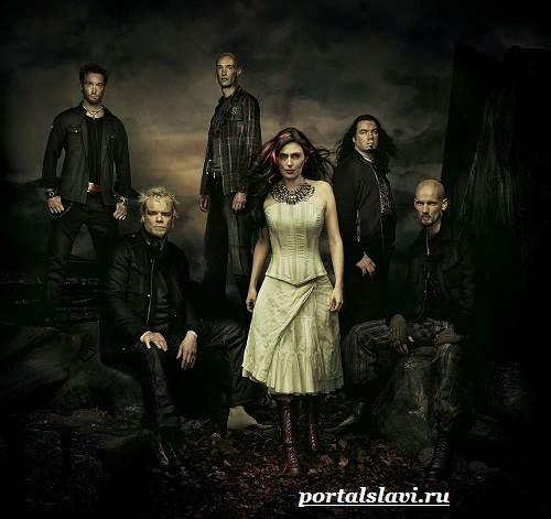 Группа-Within-Temptation-3