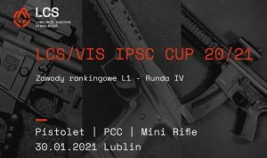 IPSC CUP 20/21 LCS/VIS Lublin @ Metalurgiczna 3