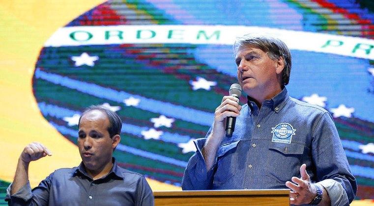 Bolsonaro critica decisão que liberou Wilson Lima de ir a CPI