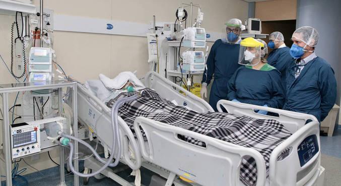 Mortalidade é alta em pacientes de Covid que têm problemas cardíacos