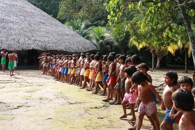 Terras indígenas ocupam 13,8% do território nacional