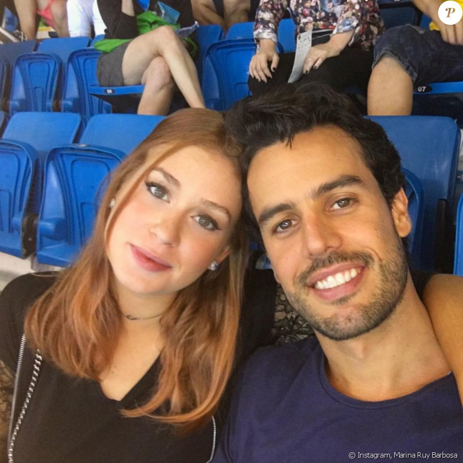 Após polêmica, marido de Marina Ruy Barbosa quebra o silêncio para se declarar