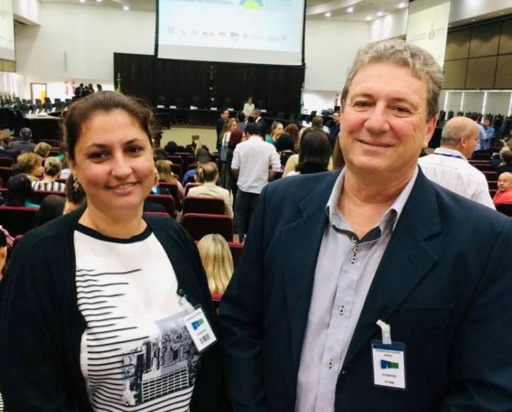 Ribeirão Claro: Secretaria de Assistência Social participa de evento com Ratinho Junior