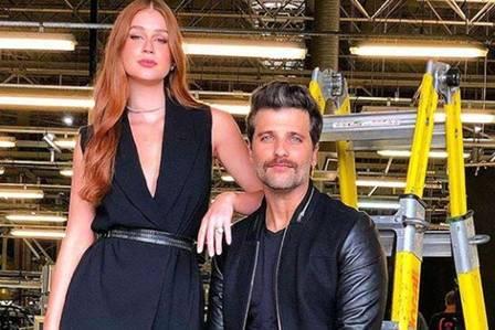Marina Ruy Barbosa e Bruno Gagliasso não se falam mais em bastidores de novela