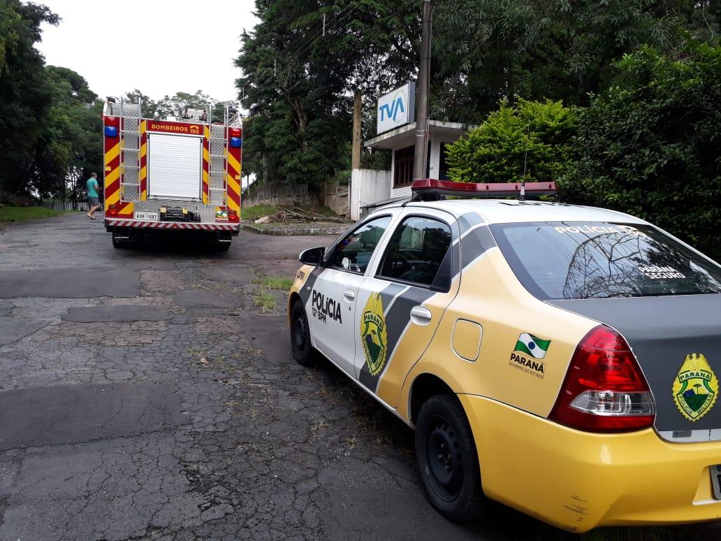 Paraná: Vizinhos escutam explosão e bombeiros encontram homem eletrocutado dentro de empresa