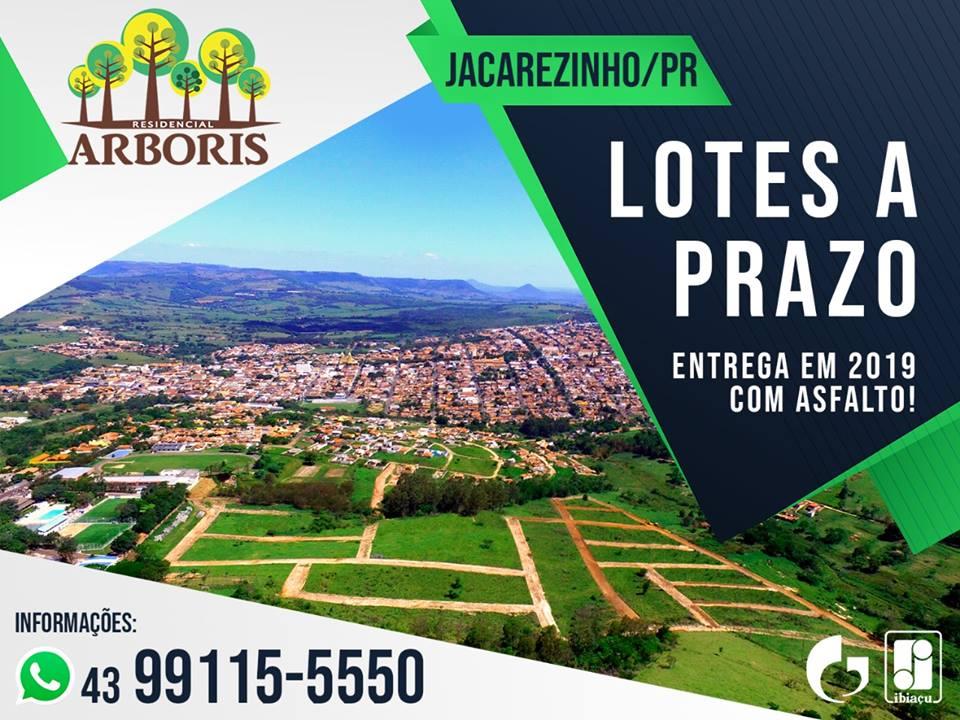 """Jacarezinho e Região: Residencial ARBORIS """"A sua melhor opção"""" Click aqui e Confiram"""