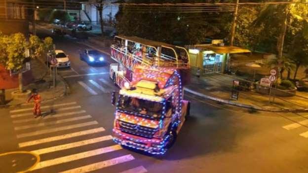 PM apreende veículo de 'carreta furacão' por perturbação de sossego