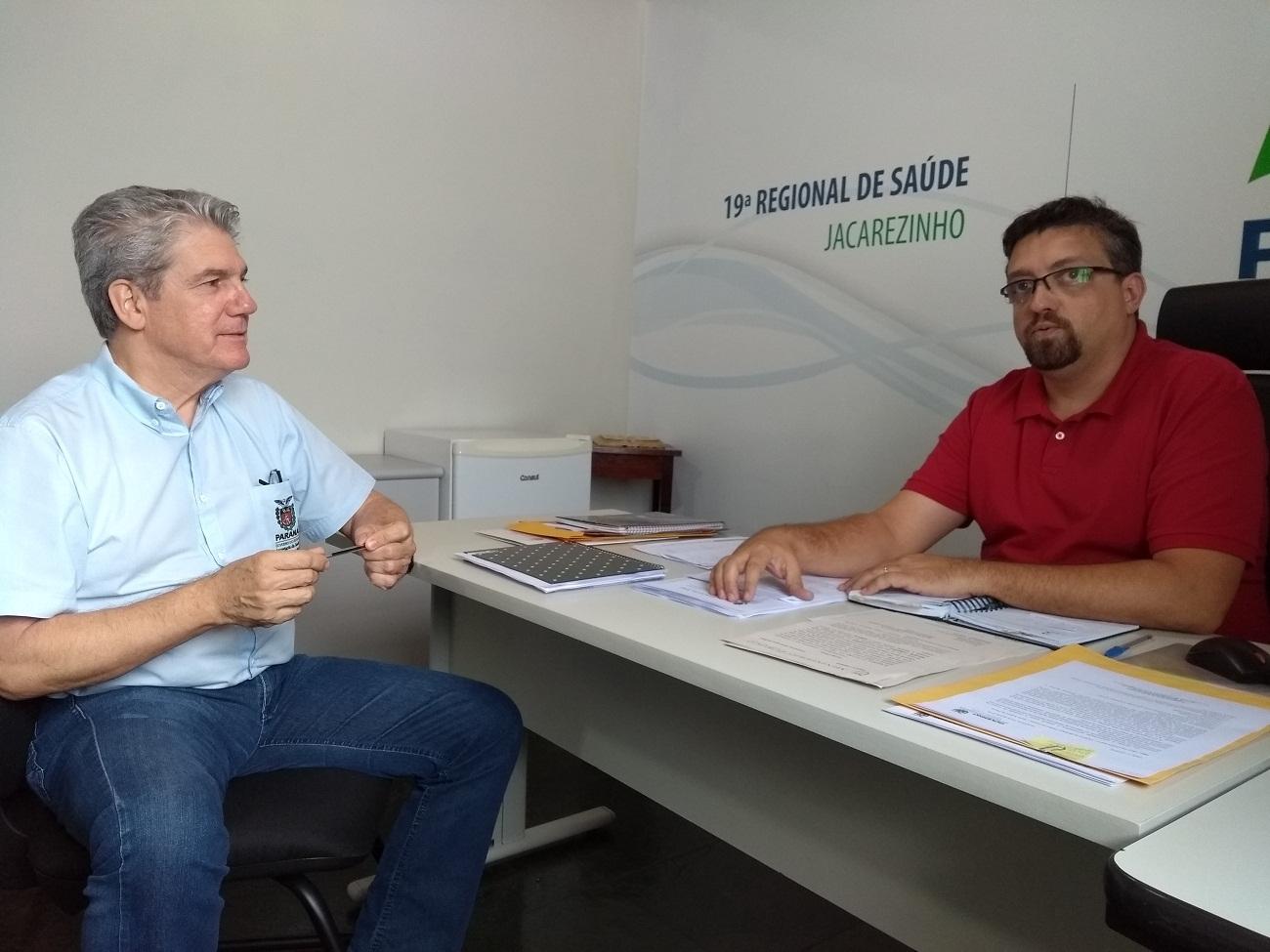 Três municípios da região sob risco de epidemia de dengue