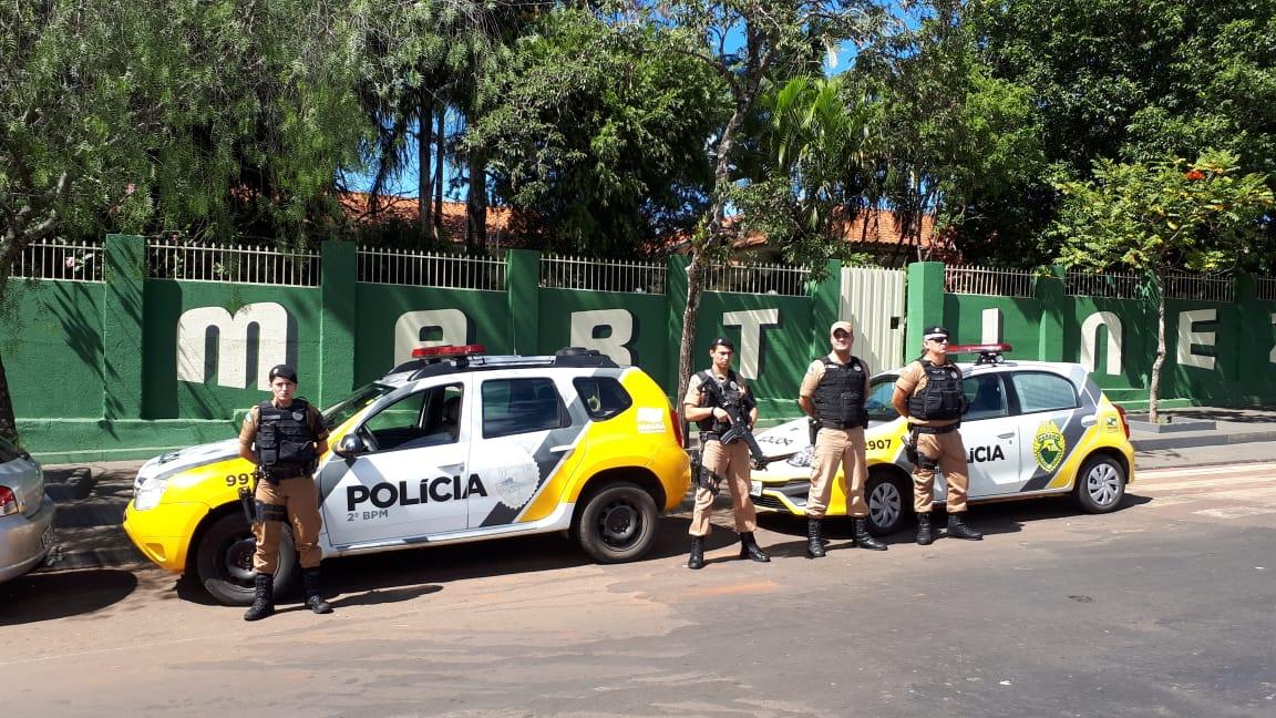 Ameaça de atentado em escola causa pânico no Norte Pioneiro