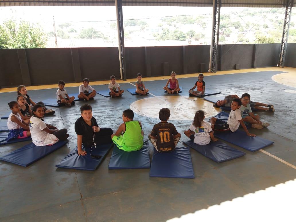 Ribeirão Claro Projeto Cross Kids incentiva prática de exercícios físicos na infância