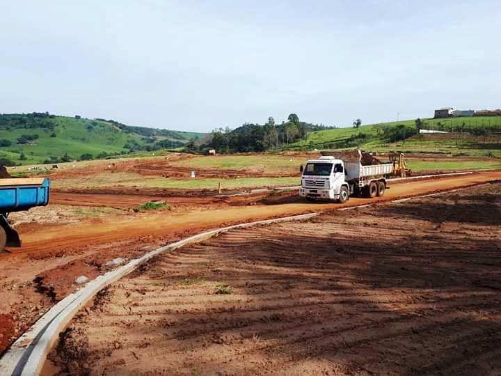 Reta final das obras do Residencial Arboris o melhor residencial de Jacarezinho.