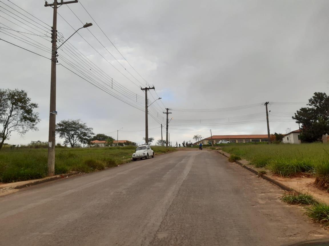 Jacarezinho: Lombada irá trazer mais segurança para alunos