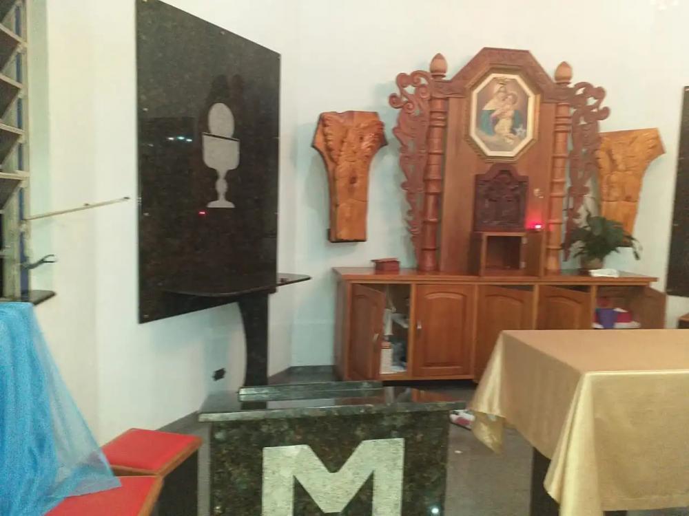 Ladrões furtam e vandalizam capela em Ibaiti