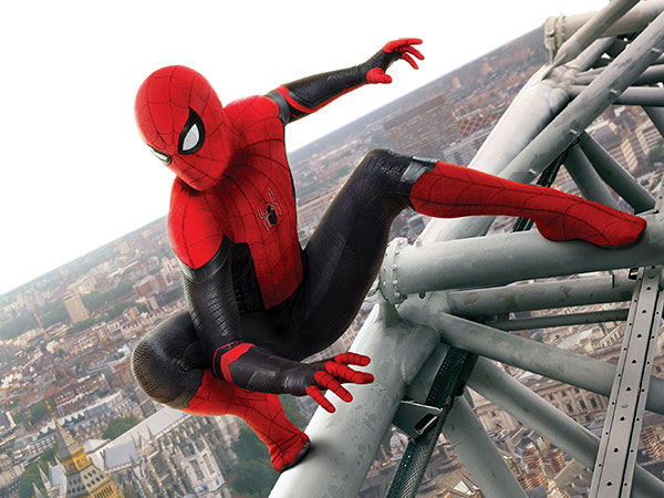 Homem-Aranha ganha a missão de fechar a bagunça causada pelos Vingadores