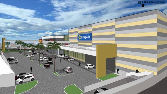 Contagem regressiva para a inauguração do primeiro shopping de Ourinhos