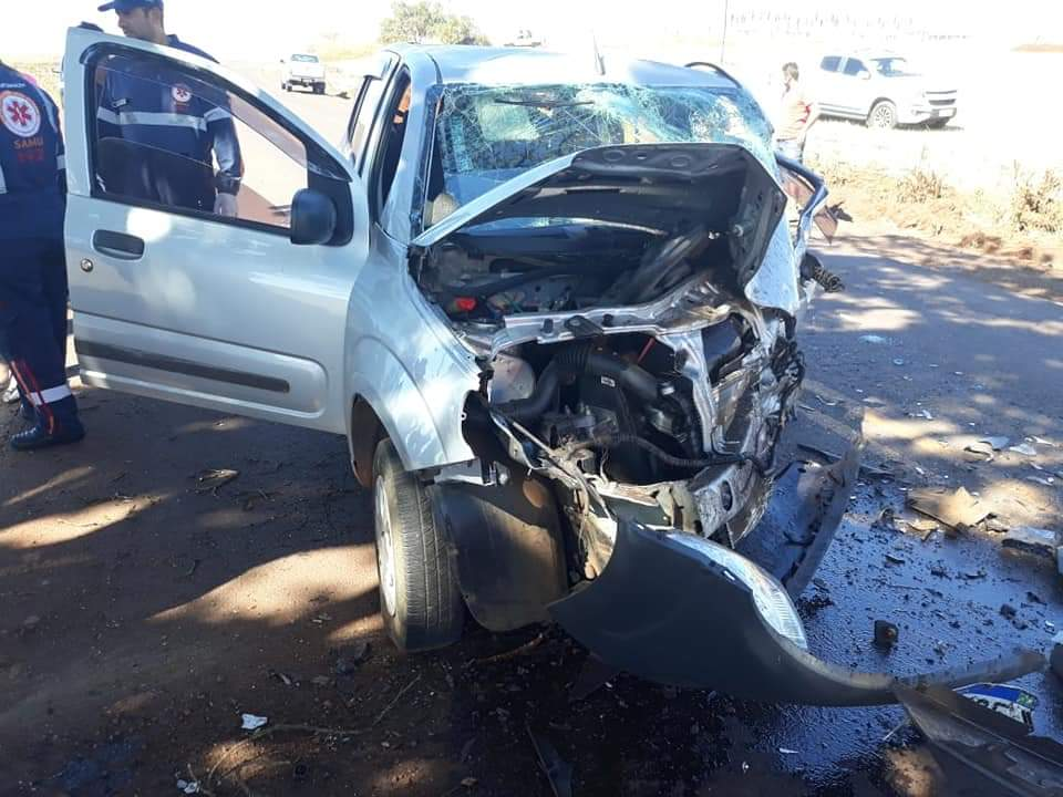 Técnico da Emater morre em acidente automobilístico na PR-092