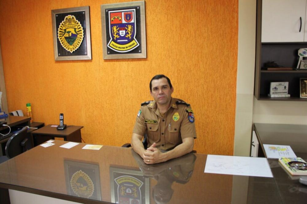 Comandante do 2º BPM é promovido e será transferido