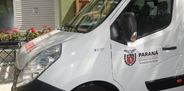 Jovem furta ambulância de UPA e diz que estava sem dinheiro para o ônibus