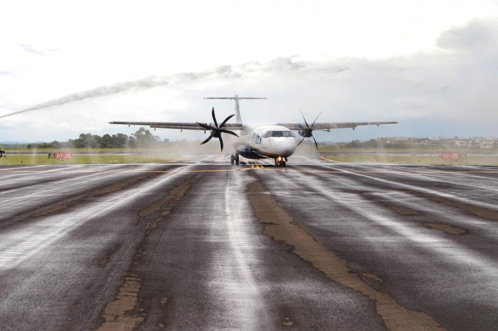 Paraná ganha 10 novas rotas de voos espalhadas pelo Estado