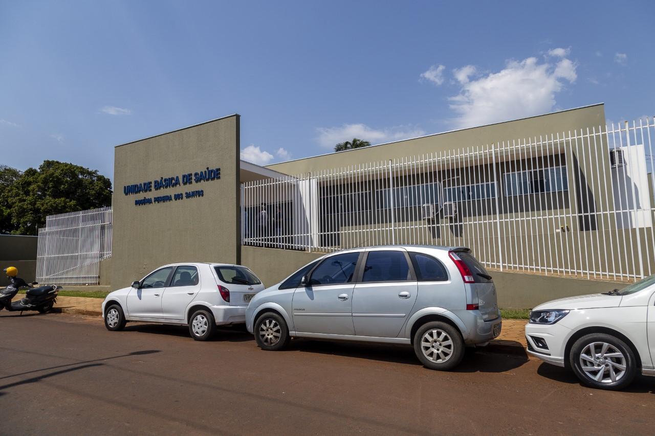 Nova UBS é inaugurada em Ribeirão Claro