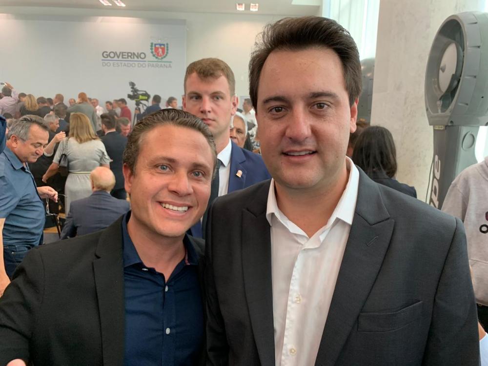 Marcelo Palhares é o novo presidente do PSD em Jacarezinho
