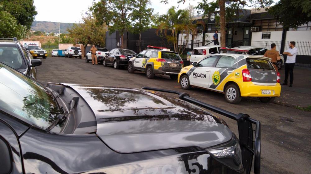 Fuga na cadeia platinense mobiliza Polícia Militar