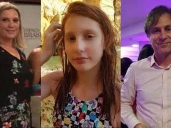 Médico, filha e piloto morrem em queda de avião no Paraná; apenas mulher sobreviveu