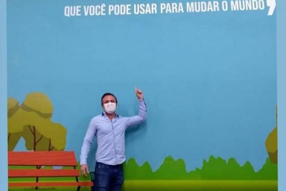 Magnus valoriza trabalho de professores em meio à pandemia