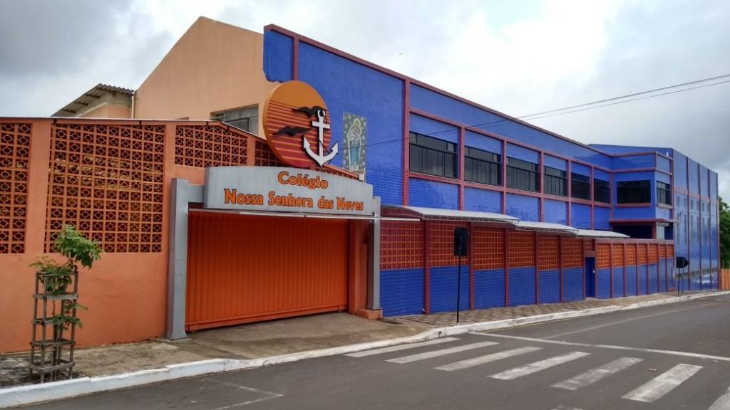 Colégio de Ibaiti homenageado em evento nacional