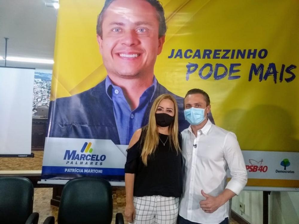 Jacarezinho: Convenção define pré-candidatura de Marcelo Palhares