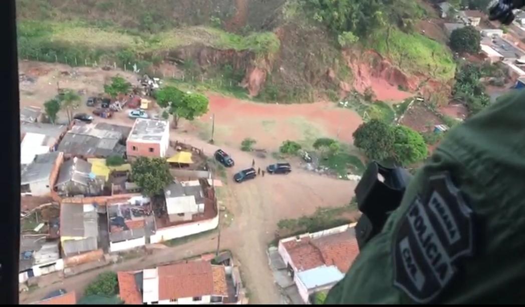 """Jacarezinho: Operação Integração em Jacarezinho e região """"Confiram as fotos"""""""