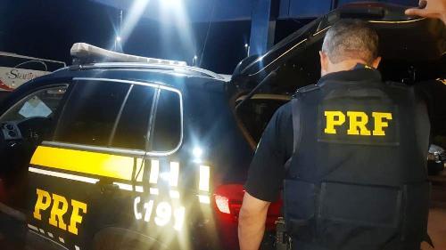 PRF detém foragido da Justiça em Jacarezinho