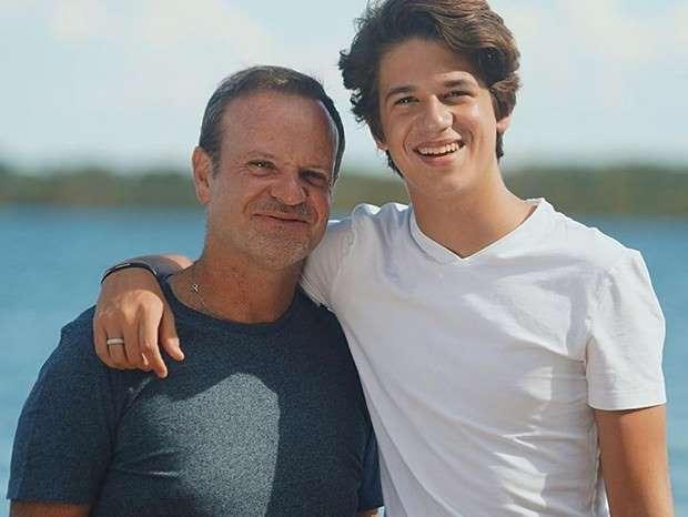 Filho de Rubinho Barrichello vai competir na F3 em 2021
