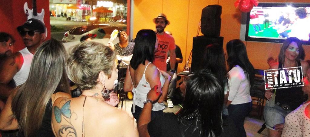 Roda de Samba do Lucas de Moraes no Carioca's Beer 18/12/2016