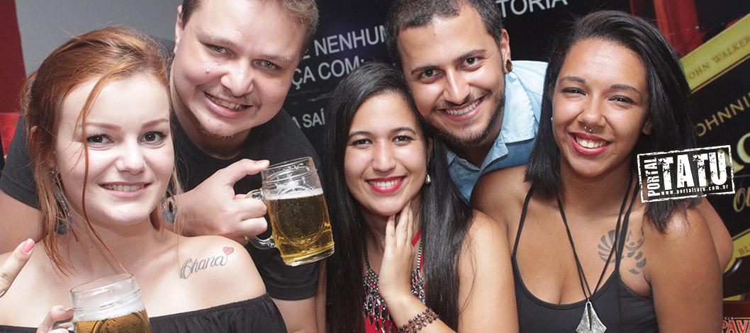 Banda Absinto no Carioca's Beer 28/01/2017