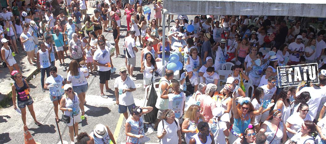 Bloco Deu Branco abre o Carnaval de Terê 19/02/2017