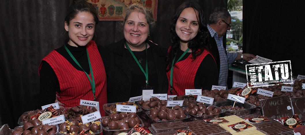 Festa do Chocolate – Primeiro dia – Casa de Portugal 04/08/2017