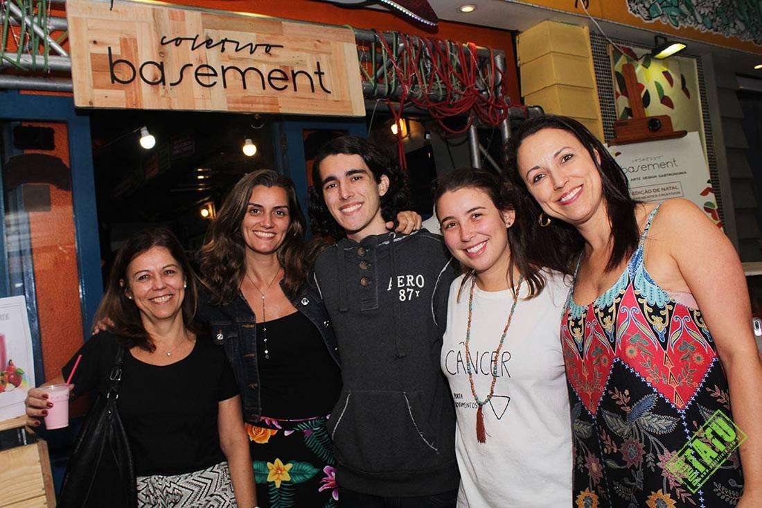 Coletivo Basement – Sancho Panza de 15 a 17/12/2017